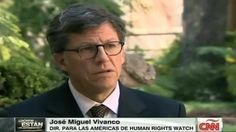 """La ONG, con sede en Nueva York, lamentó la reacción """"tardía y mala"""" del gobierno de Peña Nieto ante la desaparición de 43 normalistas"""