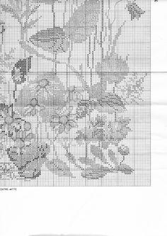 Gallery.ru / Фото #22 - Полевые цветы: 2 схемы - frango