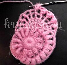 centrino ellaborato | Hobby lavori femminili - ricamo - uncinetto - maglia