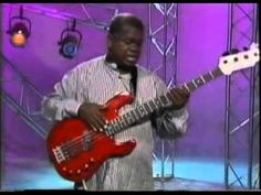 Abraham Laboriel   Beginning Funk Bass