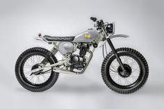 Honda XL100S by Revolt Cycles