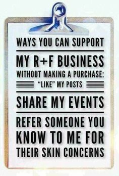 You may not be interested in our products or business, but i really do appreciate your and support!! I love likes, comments and shares!♥️ Maybe you have a friend that could use our products or is looking to make extra $. Please send them my way.