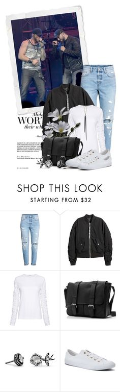 """""""My Boysss.......Brantley Gilbert & Tyler Farr"""" by queenrachietemplateaddict ❤ liked on Polyvore featuring H&M, TIBI, BillyTheTree and Converse"""