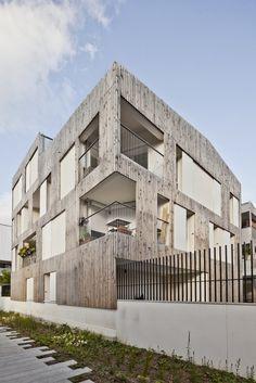 Gallery - Nanterre Co-Housing / MaO architectes + Tectône - 13
