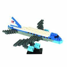 Amazon.com: Nanoblock Air Force One: Toys & Games
