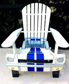Chair for a King or Queen