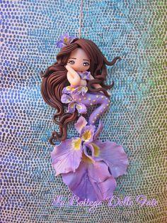 Iris Mermaid by Anteam.deviantart.com on @deviantART