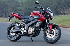 Here, The All New Pulsar 200 NS