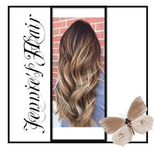 """""""Jennie Hair"""" by antonina71 on Polyvore featuring beauty"""