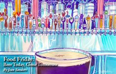 Food Friday: Beer Today, Gone Tomorrow! http://chestertownspy.org/2014/10/10/food-friday-beer-today-gone-tomorrow/ #beer #beerbread