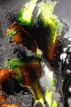"""Mike Pietro Abstract Art: """"Le Son Du Cor"""" by. Artist Mike Pietro"""