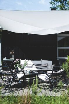 Black&White tuin inspiratie - Black&White garden inspiration #Fonteyn