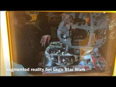 augmented reality bei Lego Star Wars