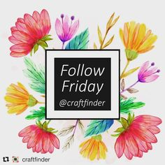 I'd love to follow some new creatives and find some new makers and business folk to network and get to know so I'm doing a #followfriday on my little page. Hopefully this post is all the research I'll need to do to find some great new IG friends and I'm hoping the same is true for any participants!!! I know it worked last time and I got all my Christmas gifts from the responders!  Here's how to join the fun:  1) introduce yourself below the name of your shop and what you make  2) tag 3…