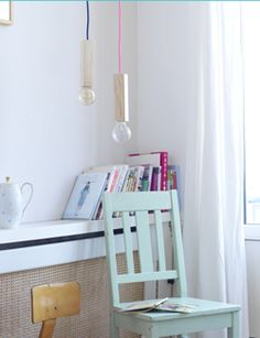 #DIY Re-style your lightbulb - #101woonideeen.nl - Dutch interior and crafts magazine