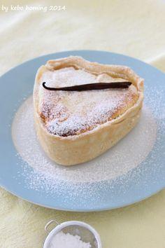 Apfel-Vanille Käsekuchen