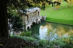 Prior  Park, Bath, UK
