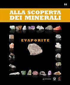 Alla scoperta dei #minerali. #edicola #collezione