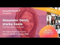 """TRAILER   """"Gesunde-Psyche"""" Online-Kongress mit Sue Agatha & Jörg Fuhrmann"""
