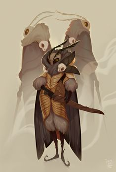 Patrycja Wójcik - Insect Warriors – Character Design Challenge entries by selected - Character Design Challenge, Character Design Animation, Fantasy Character Design, Character Design References, Character Design Inspiration, Character Concept, Character Art, Concept Art, Dnd Characters