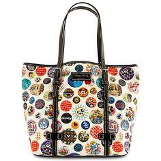Disney Parks Buttons Dooney & Bourke Bag - WANT