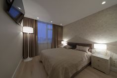 concise design of bedrooms