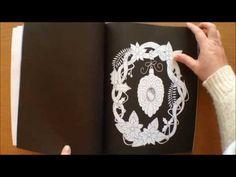 Tir Na Nollag By Ebony Rainn Country Christmas Colouring Book Flip Through