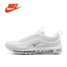 big sale 744d1 43206 Original Nike Air Max 97 Men s Breathable Running Shoes