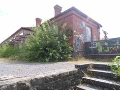 Old Aberdare train station