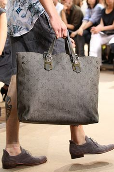 Selectism - Louis Vuitton Spring/Summer 2011 Detailed Bag Looks | • Selectism