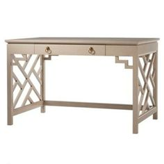 Kindel: Trellis Writing Table
