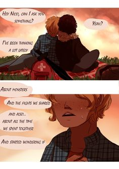 Nick and Will.. Oh.. My.. Gods.  I'm melting /pt.1