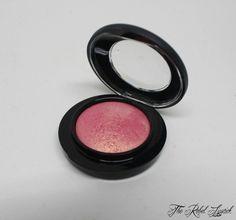 Mac Mineralize Blush Petal Power Close Up