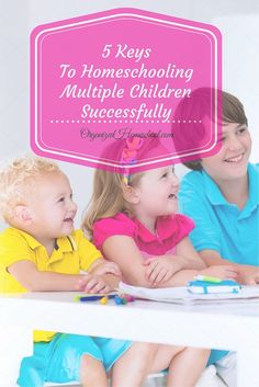 I have been homeschooling since our oldest started kindergarten 10 years ago. Last year, we added our fourth child into the mix. One of our biggest challenges has been to homeschool multiple ages at once. Here are a few ways we make it work: Guest post by: Jennifer Self Think Outside The Box. Literally. I like to choose or adapt curriculum to fit with families rather than classrooms. Four years ago, we began using My Father's World. … Continue reading →