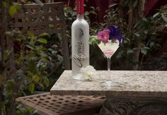 The Garden Gibson, shot for Mixolotrix, themed cocktail development