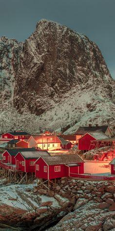 Islas Lofoten, Noruega.