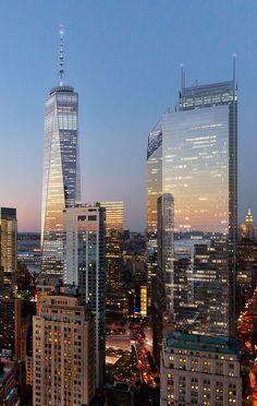 Word Trade Center #architecture ☮k☮