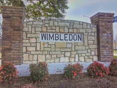 Great info about the Wimbledon neighborhood in Arlington, TX.  Homes for sale between $200-600,000