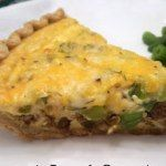 Love Bakes Good Cakes: 40 Easy & Delicious Quiche Recipes!
