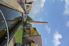De schoorsteen in Oosterzee door Sibbele Witteveen uit Oosterzee