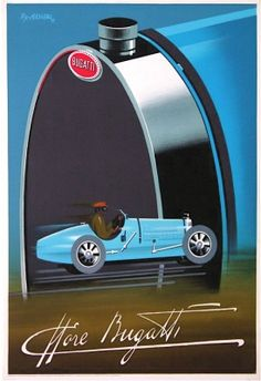 Vintage Advertising Posters | Cars