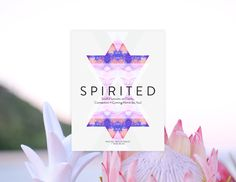 Spirited by Rachel MacDonald and Tara Bliss. A beautiful book that will give you clarity, motivation and insight into following your dreams and coming home to you.