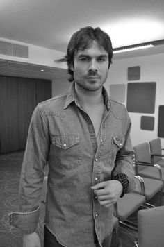 Photo: Ian Somerhalder - BloodyNightCon Europe http://sulia.com/channel/vampire-diaries/f/1dedddbc-46ae-4a9b-94cc-084ee240dfb0/?pinner=54575851