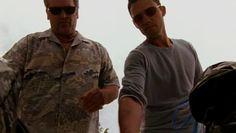 "Burn Notice 2x08 ""Double Booked"" - Michael Westen (Jeffrey Donovan) & Sam Axe (Bruce Campbell)"