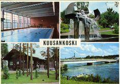 #Kuusankoski #matkailu Old Ads, Nostalgia, Outdoor Decor, Home Decor, Room Decor, Old Advertisements, Home Interior Design, Decoration Home, Home Improvement