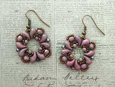 Buta Earrings - Lila Vega