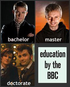 Oh, BBC.