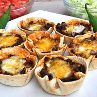 Here are 20 delicious and simple recipes that you can make with a muffin tin. From snack foods to decadent desserts, there's something for everyone here. Visit: http://bit.ly/1CMkwDK