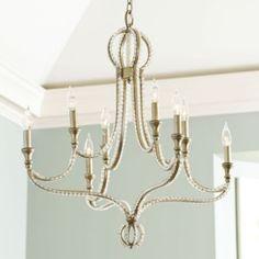 Alexis 8-Light Pendant Chandelier | Ballard Designs
