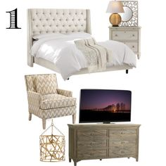 Bedroom Style Board
